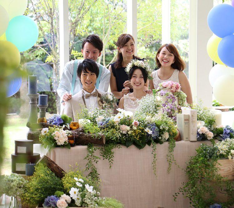 残3組★豪華特典『アニバーサリーブライダルフェア!』 3/9.10
