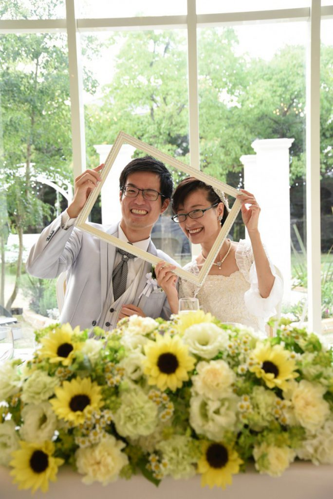 ☆結婚式プレゼントキャンペーンで実現したお二人らしい結婚式☆