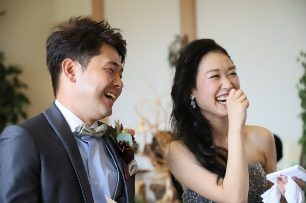 SMILE WEDDING:)
